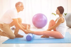 physical therapy at cpte